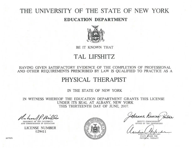 physical-therapist-certificate